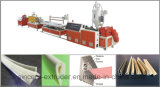 PVC 바게트 작은 단면도 생산 라인 기계, PVC 밀봉 지구 기계