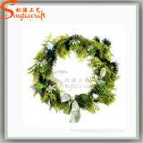 Onlangs Kroon van de Bloem van Kerstmis van de Decoratie van het Hotel van het Huis de Kunstmatige