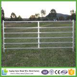 El panel de acero de las ovejas del ganado del metal