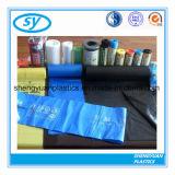 Sac d'ordures en plastique de sac de détritus de HDPE/LDPE