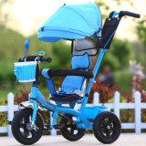 新しいデザイン子供3の車輪の三輪車の屋外のキャリア