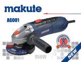 rectifieuse de cornière électrique de machines-outils de main de 115/125mm mini (AG001)