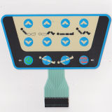 Personalizzare High Sensivity Metal Dome 3m Adhesive Medical Membrane Switch
