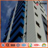 Comitato composito di alluminio verniciato PVDF grigio o blu di colore (AF-360)