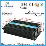 Singolo Phase fuori da CA 110V 220V Pure Sine Wave 4000W Inverter di Grid DC12V 24V 48V