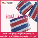 Bâche de protection 100% traitée aux UV de PE d'épreuve de l'eau de Vierge de tissu tissée par Chine