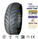 El sur de la motocicleta del neumático del deporte de América parte el neumático 120/70-12 de la motocicleta del neumático de la motocicleta de la moto