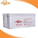 baterias 200ah acidificadas ao chumbo seladas 12V para sistemas Home solares