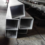 Câmara de ar oca redonda 6063-T5 da liga de alumínio, 6063-T6, 6060-T6
