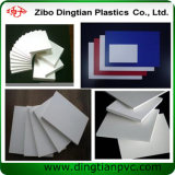 Strato ad alta densità della gomma piuma del PVC della costruzione