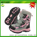 2017 Commerce de gros fabricant de chaussures pour enfants bottes de neige de la Chine