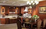 アメリカ様式の純木の食器棚(ブロムSA01c)