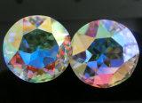 보석을%s Ab 색깔 둥근 수정같은 돌