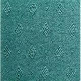 Het niet-geweven Tapijt van de Kleur van het Fluweel van de Stempel van de Naald Enige