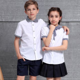 L'École internationale de l'école blanc Polo Shirt uniforme
