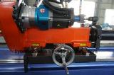 Dobladora del tubo automático adaptable del metal de la fábrica de Dw50CNC3a1s