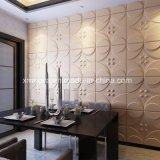 Haut Quanlity insonorisées acoustiques décoratifs modernes de panneaux de murs en 3D