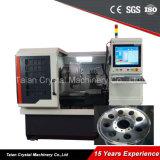 CNC van de Scherpe Machine van de Draaibank van het Wiel van PC de Machine van de Reparatie van de Rand