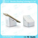 小さい吸引のコップ(ZYF3067)が付いている携帯電話のホールダーのBluetoothのスピーカー