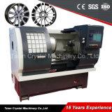 パソコンの車輪の旋盤の打抜き機CNCの縁修理機械