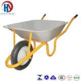 Wheelbarrow Wb3808 do metal do zinco