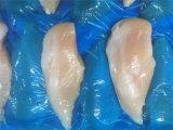 Los filetes de pechuga de pollo congelado Halal Skinelss