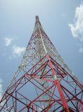 Selbsttragender Stahlgitter-Radio-Radar-Aufsatz
