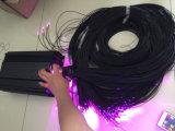 LC/Lcv Enden-Glühen-aus optischen Fasernkabel für Beleuchtung-Dekoration