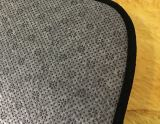 100% moquette del pavimento stampata Polyseter con la protezione cadente di plastica dei Nonwovens