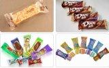 초콜릿 곡물 귀리 바 에너지바 교류 포장기 교류 감싸는 기계