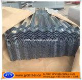 Strato galvanizzato curvo del tetto zinco/del piatto d'acciaio