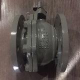 API 6D216 Wcb 150lb la válvula de bola flotante de acero al carbono