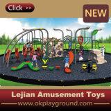 CE, Parc d'attractions de plein air Playground Equipment (P1201-2)