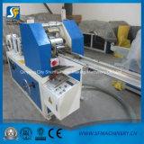Mouchoir de tissus et de la presse de la machine d'enrubannage