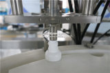 Elektronische Zigaretten-Flüssigkeit-füllende zustöpselnde und mit einer Kappe bedeckende Maschine