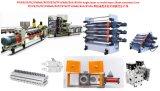 Preiswerte HÜFTE-ABS Belüftung-PET Haustier PCps-pp. PMMA Plastikblatt-Strangpresßling-Maschine/Acrylblatt, das Maschine herstellt