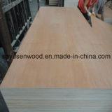 18 mm de ambos lados de núcleo de madera laminada la madera contrachapada