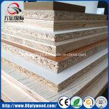 Abedul de Okoume/UV/madera contrachapada interior comercial laminada de los muebles de la melamina