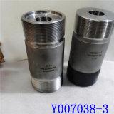 420 piezas Waterjet del reforzador del cilindro de alta presión de la cortadora del jet de agua del MPa