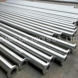 La canalisation verticale chaude de l'acier inoxydable ASTM de vente siffle la canalisation de canalisation verticale