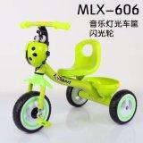 Heiße Verkaufs-preiswerte Kind-Plastikfahrt auf Auto-Baby-Dreirad
