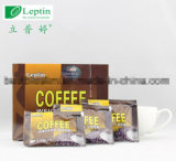 Perda de peso de Leptin que Slimming o café