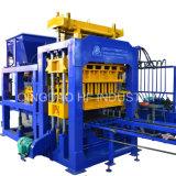 Brique Qt8-15 perméable à l'eau faisant à ligne la machine complètement automatique de bloc de la colle