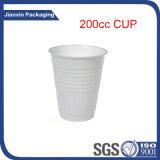 Чашка 7oz PP устранимая пластичная (200ml)