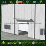 Lingshan Steel Structure Warehouse Low Cost Prefab Construction (QDLS-009)