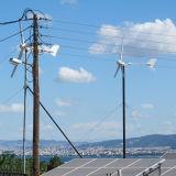 침묵하는 Efficient Wind Turbine Generator 1000W (H3.1-1KW)