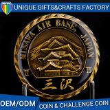 Moneta militare di vendita diretta della fabbrica per il regalo del ricordo
