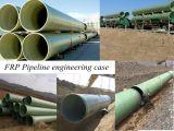 GRP/FRPのガラス繊維水Pipe/GRP付属品