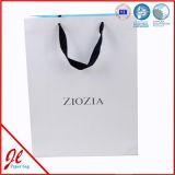 2015 Commerce de gros décoratifs recyclable de luxe de la mode des sacs en papier cadeau avec votre propre Logo