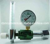 (Galleggiare-tipo) tipo medico del regolatore Cga540 del flussometro O2